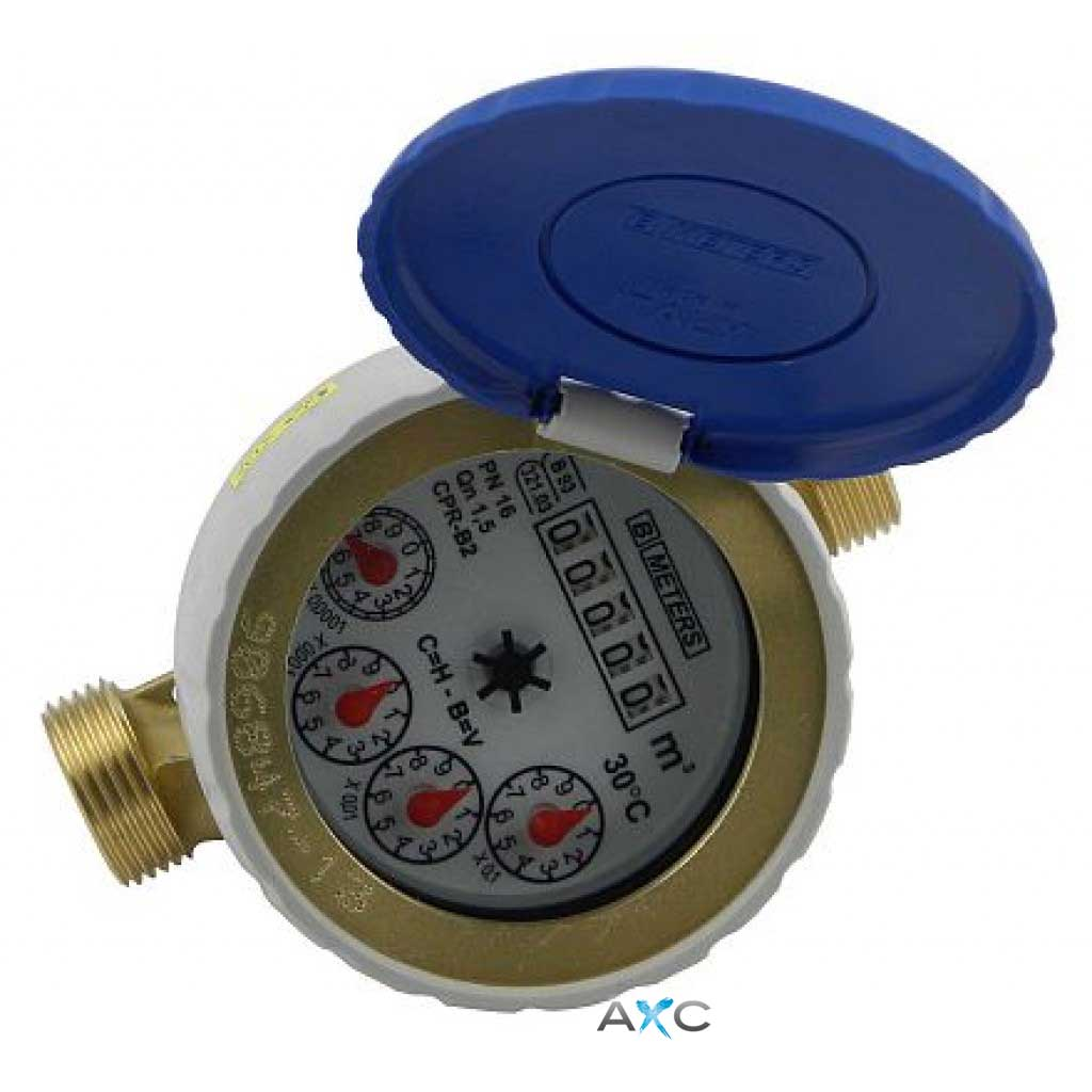 Mechanical flow meter