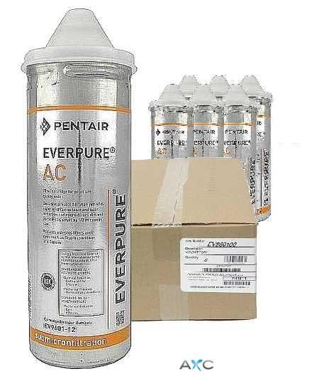 Confezione Da 2 Filtro Everpure 2dc