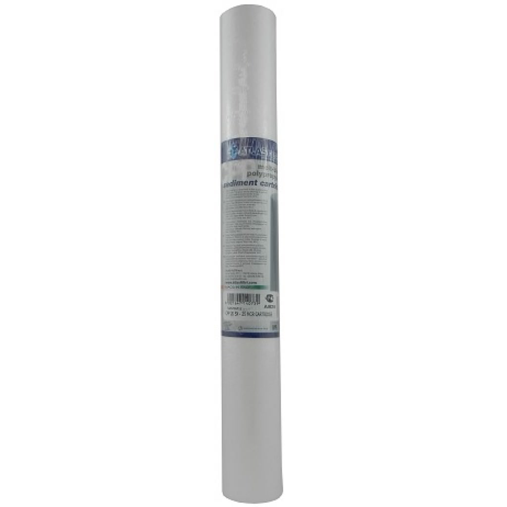 "20"" Polypropylene 10 μ Sediment Cartridge"