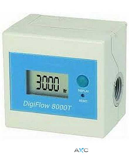 Digital flow meter 8000T