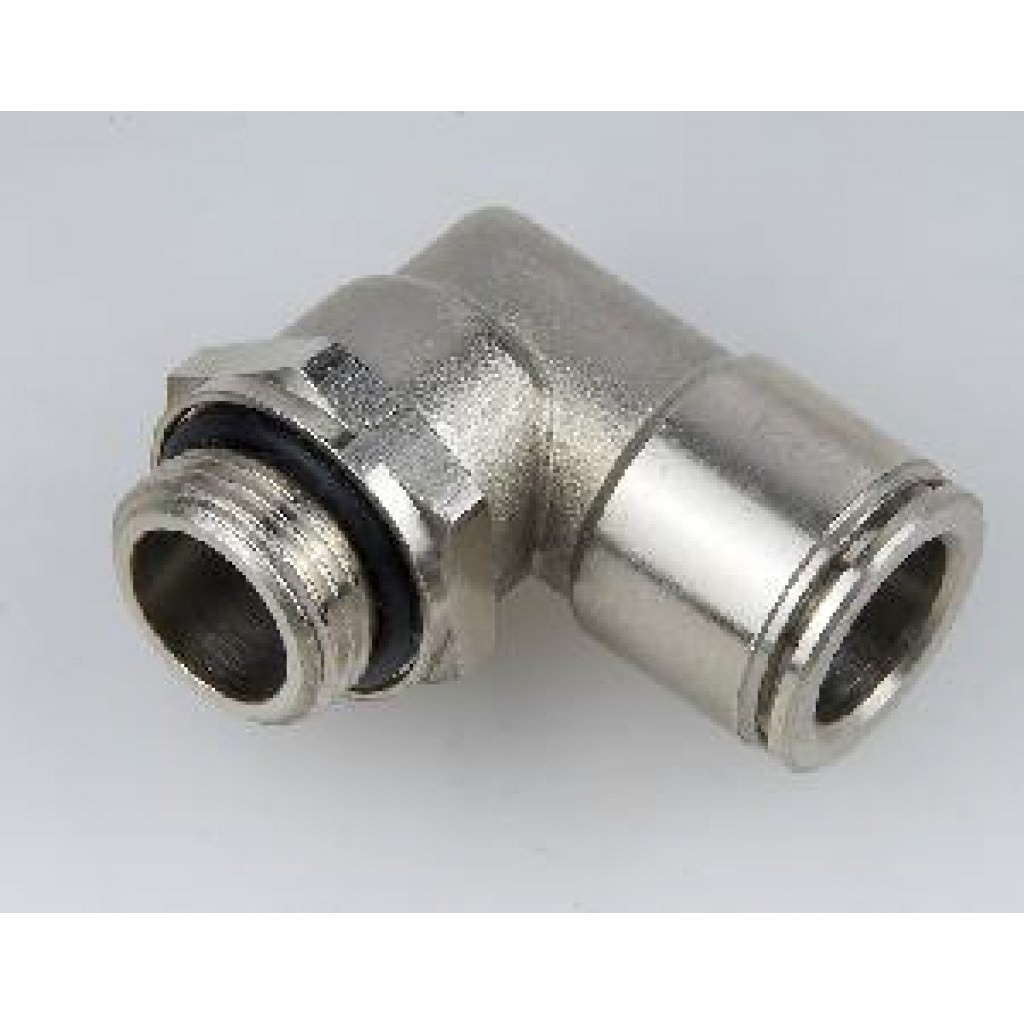 "Swivel Elbow 1/4"" male thread"