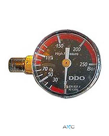 High pressure gauge, replacements for home pressure regulators